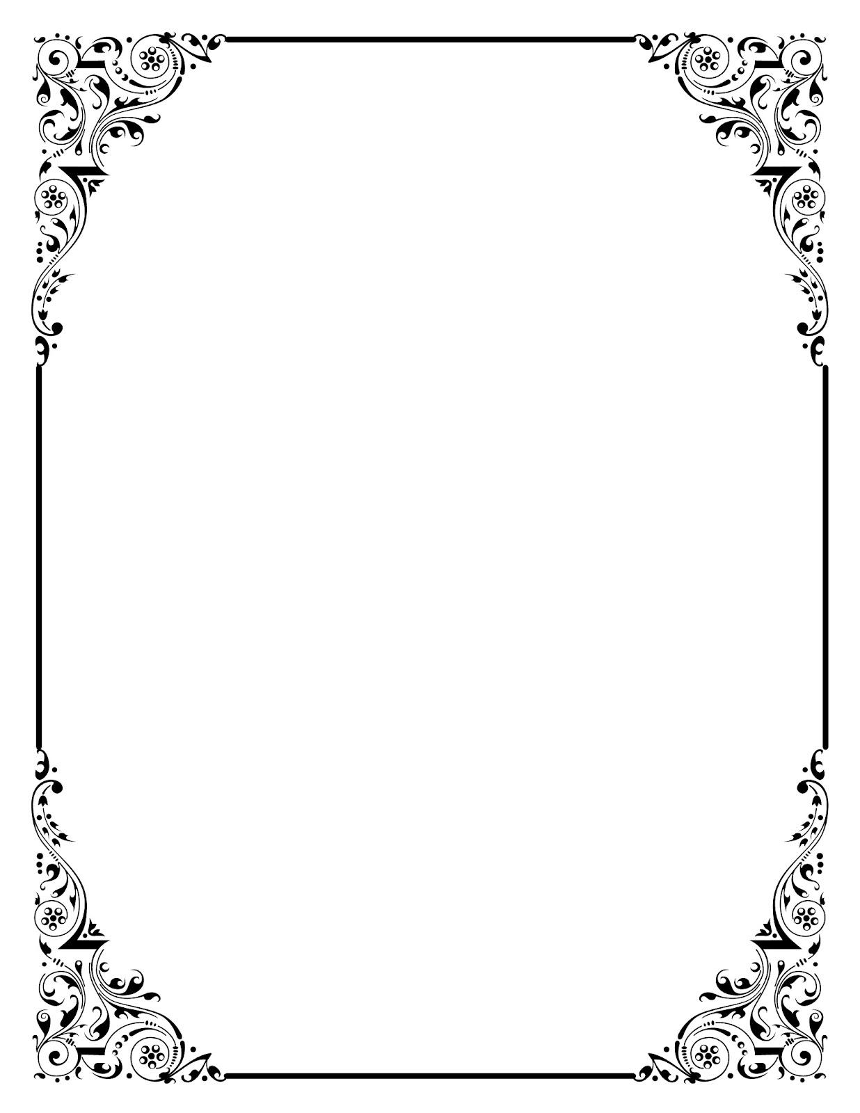 Clipart frames free caicdvrlistscom
