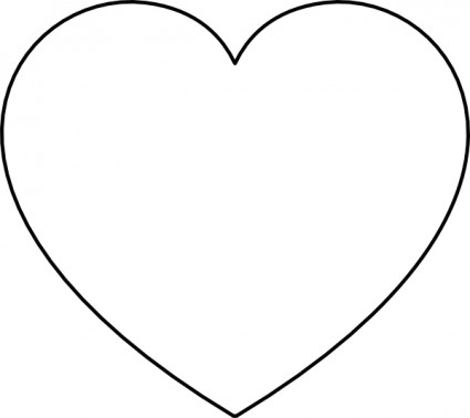 clipart free download u0026middot; clipart heart