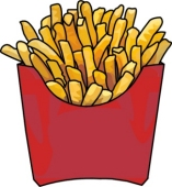 Clipart French Fries - ClipartFest-Clipart french fries - ClipartFest-1