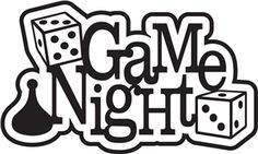 clipart game night