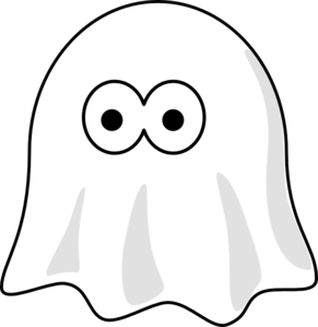 clipart ghost