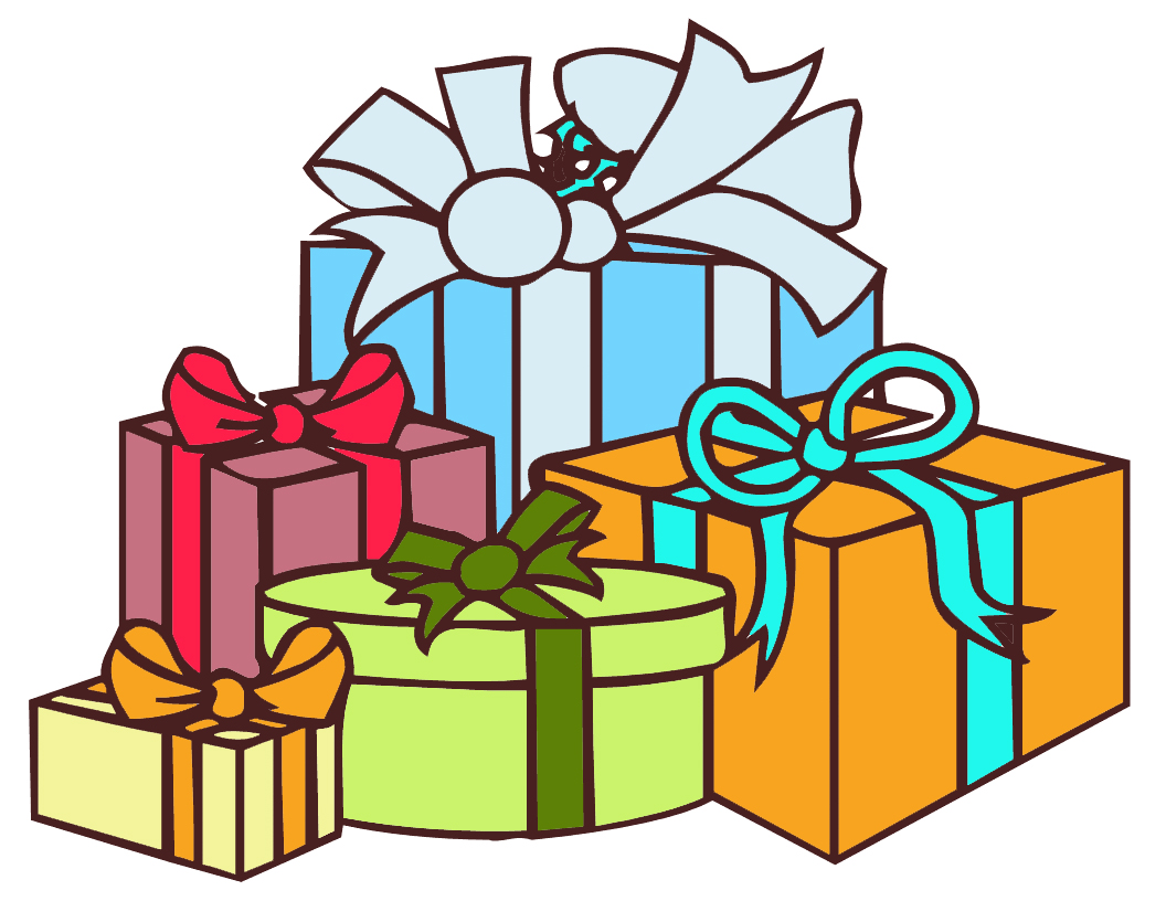 Clipart Gifts-Clipart Gifts-4