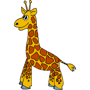 Clipart Giraffe Free Clipartall 4-Clipart giraffe free clipartall 4-3