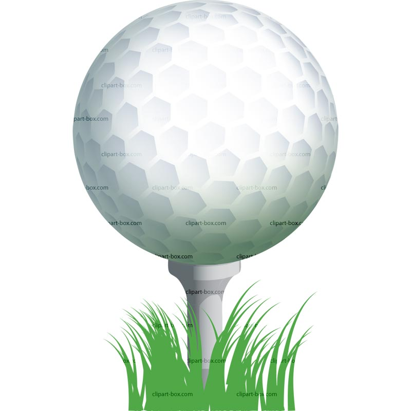 Clipart Golf Ball On Tee Royalty Free Ve-Clipart Golf Ball On Tee Royalty Free Vector Design One Golf-10