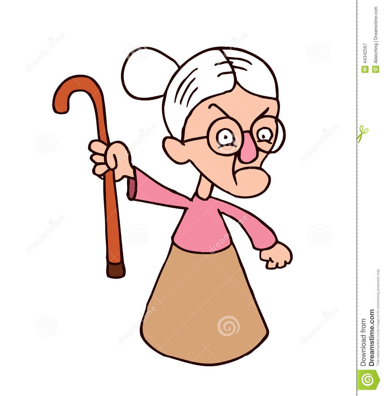 clipart grandma