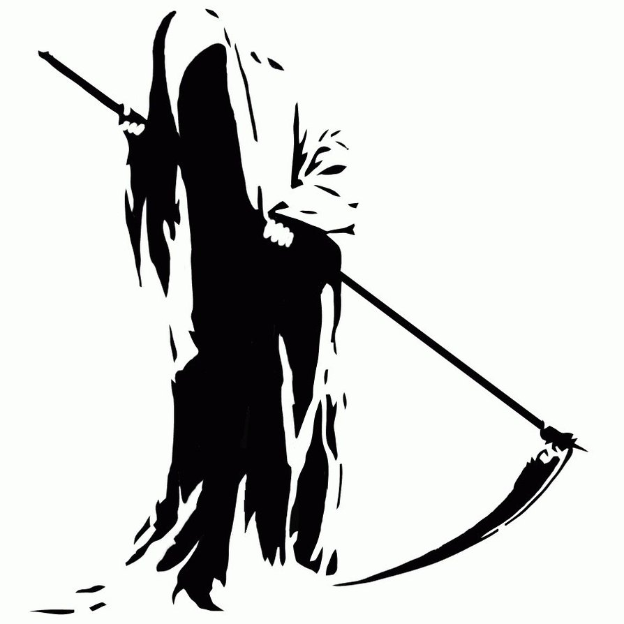 Clipart Grim Reaper - .-Clipart grim reaper - .-8