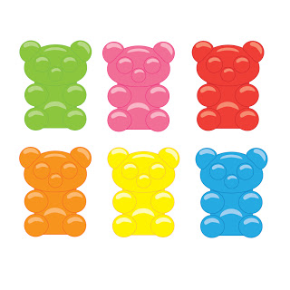 Clipart Gummy Bear