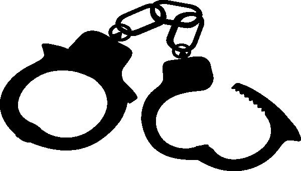 CLIPART HANDCUFFS