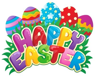 Clipart Happy Easter Happy .