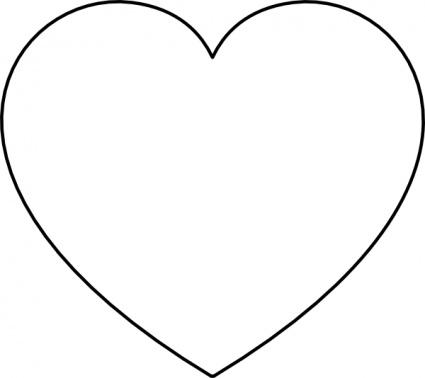 clipart heart - Clip Art Hearts