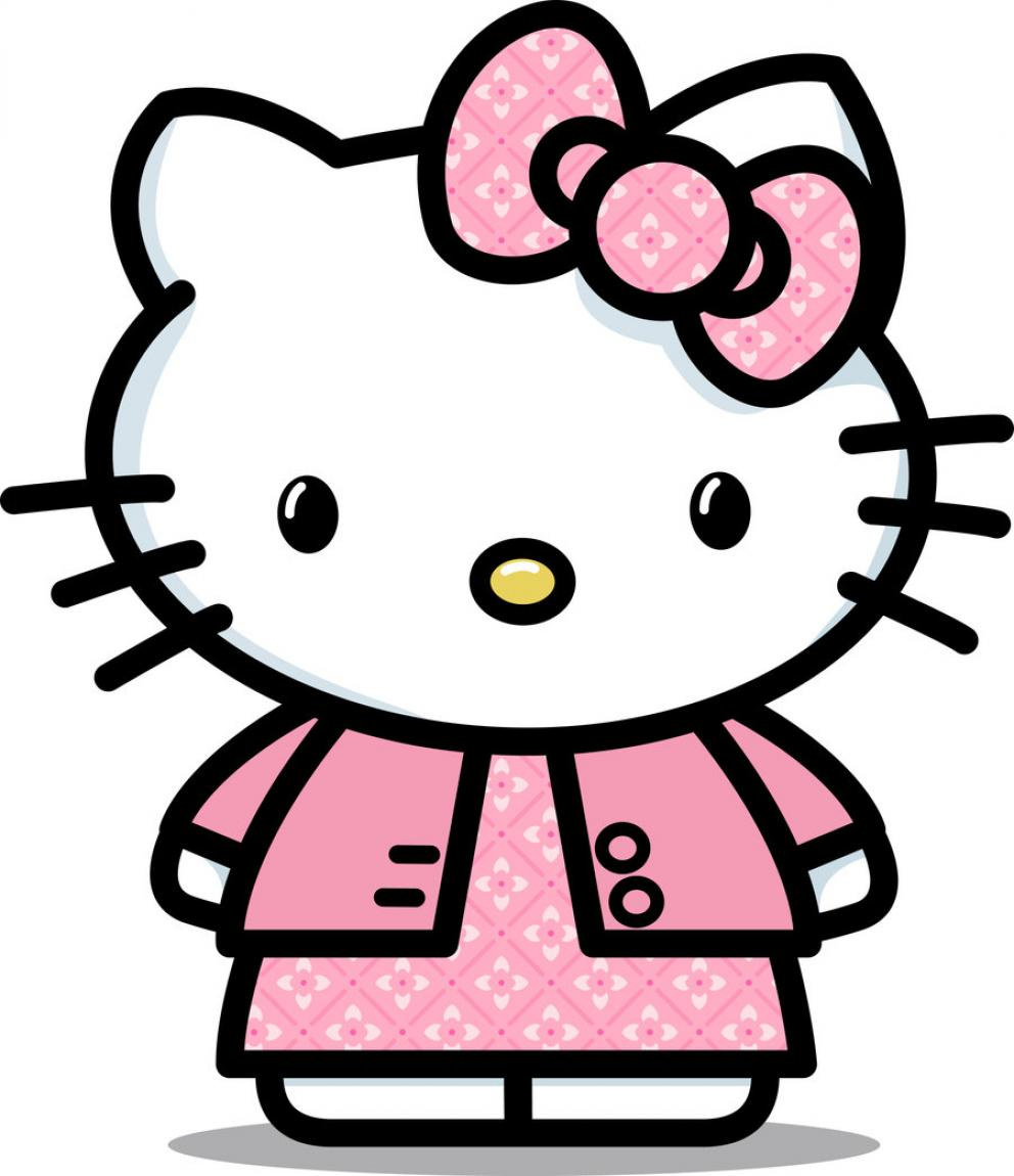 ... Clipart hello kitty free ...