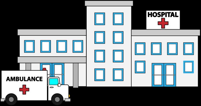 Clipart Hospital-clipart hospital-4