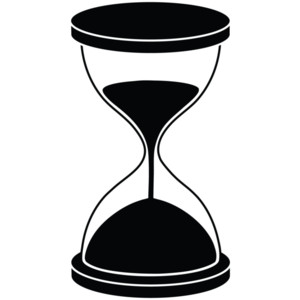 Clipart hourglass free clipart image image