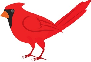 Clipart Image - Red .