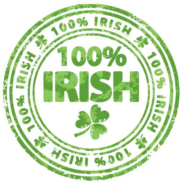 Clipart Images Irish | Clip Art Of A 100-clipart images irish | Clip Art of a 100 Percent Irish Badge-5
