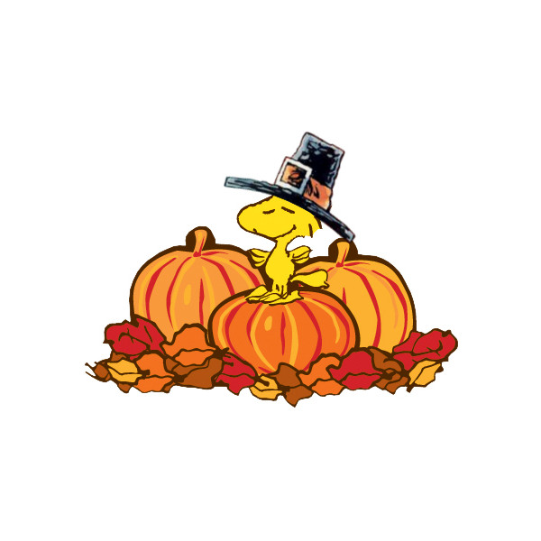 Thanksgiving snoopy. Clip art clipartlook