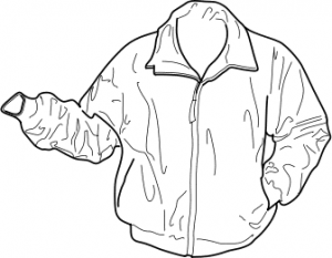 clipart jacket