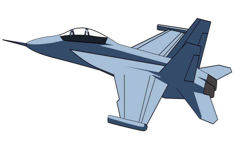 clipart jet-clipart jet-6
