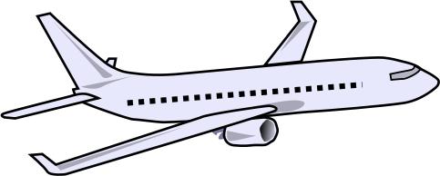 clipart jet