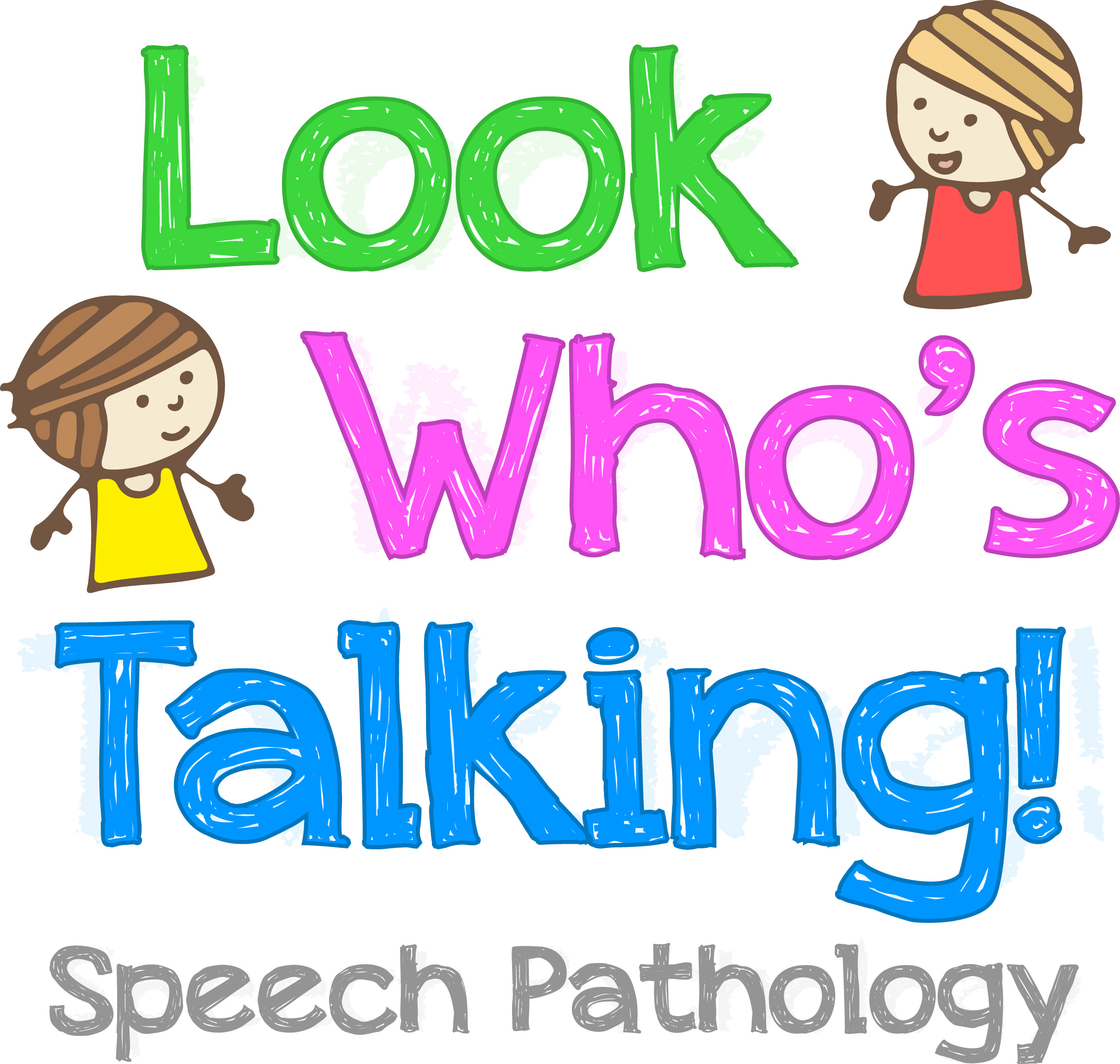 Speech Therapy Clip Art