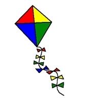 Clipart Kite-clipart kite-0