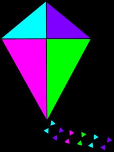 Clipart Kite-clipart kite-1
