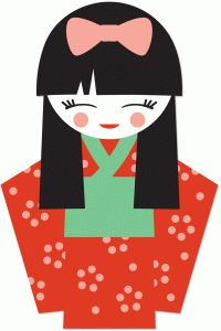 Japanese Clipart