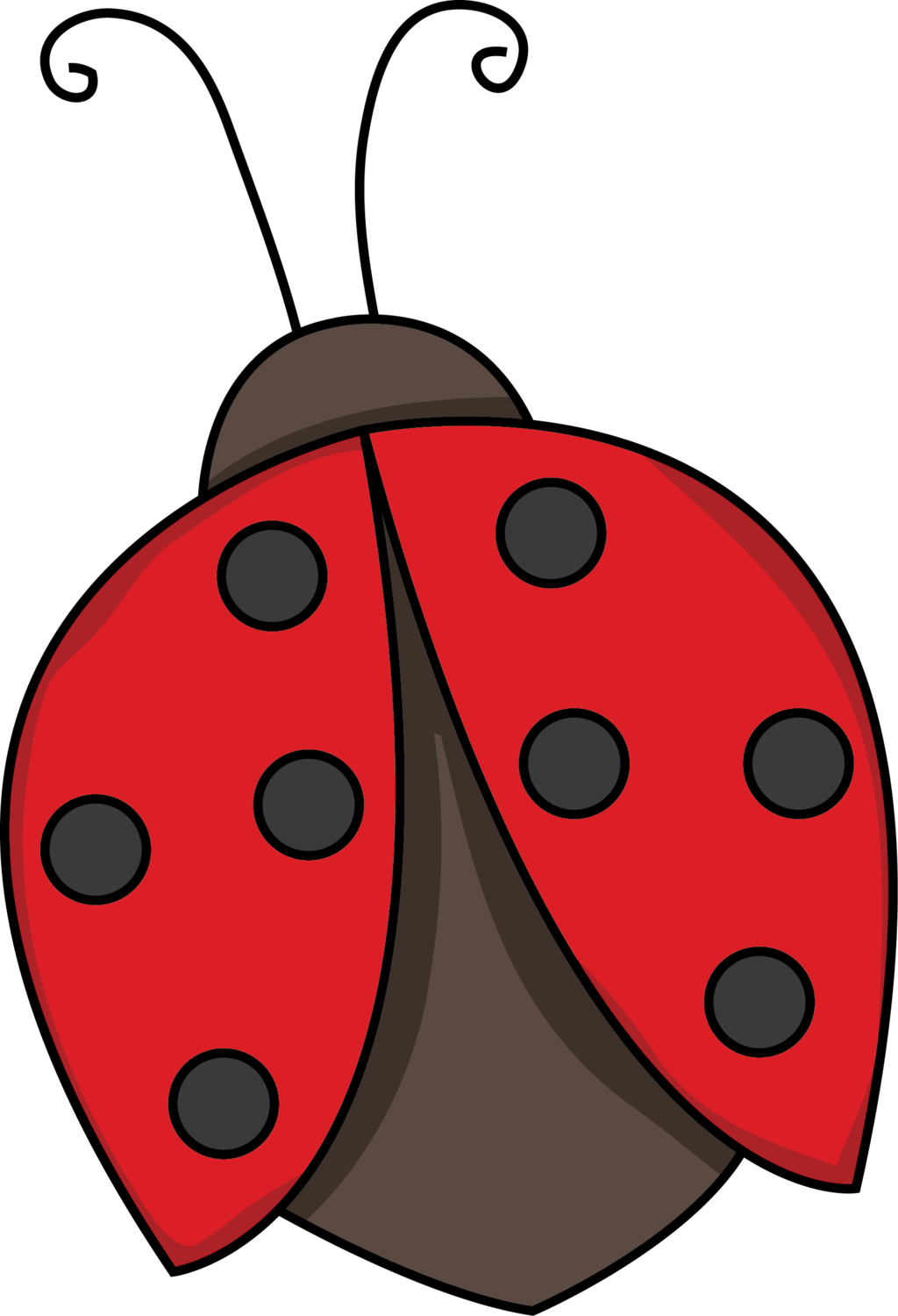 Clipart - Ladybug - Clipart library - Cl-Clipart - Ladybug - Clipart library - Clipart library-10