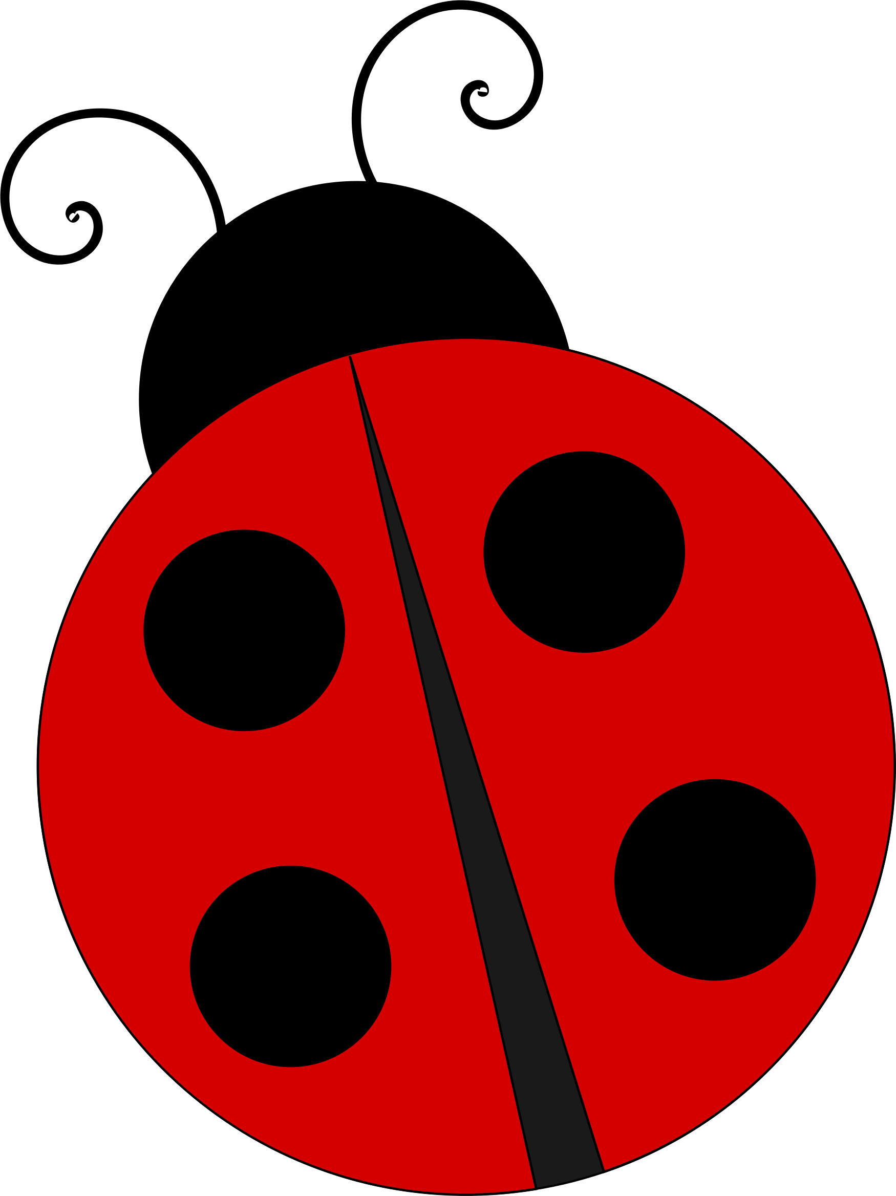 Clipart ladybug