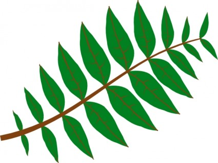 Clipart Leaf Clipart Image-Clipart leaf clipart image-1