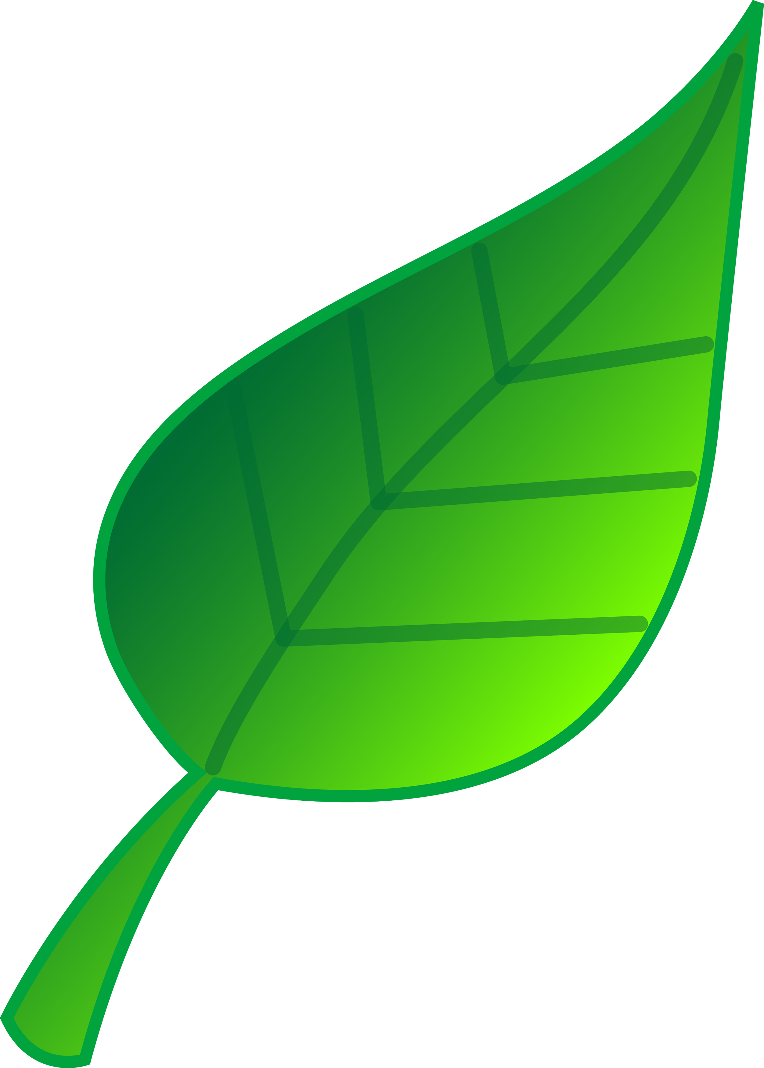 Clipart Leaves