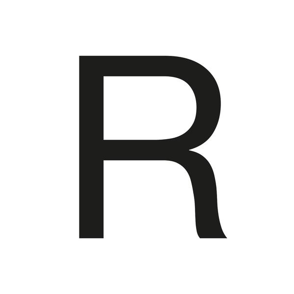 Clipart letter r ...