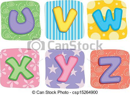 66 Alphabet Letters Clip Art Clipartlook