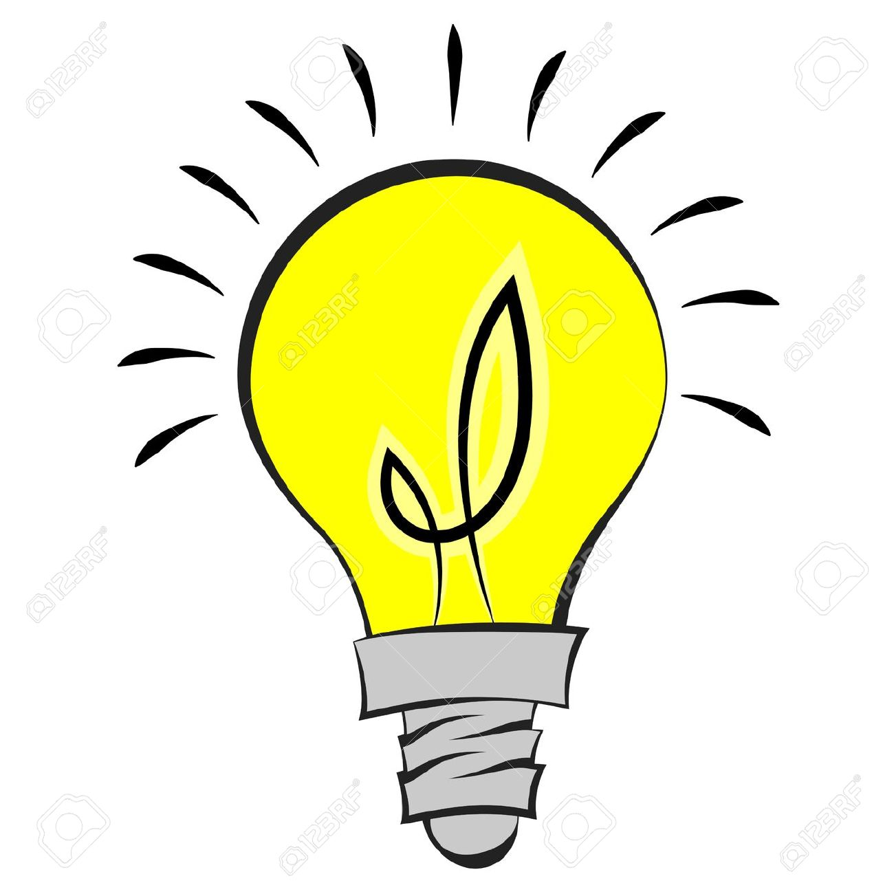 Clipart Light Bulb-clipart light bulb-1