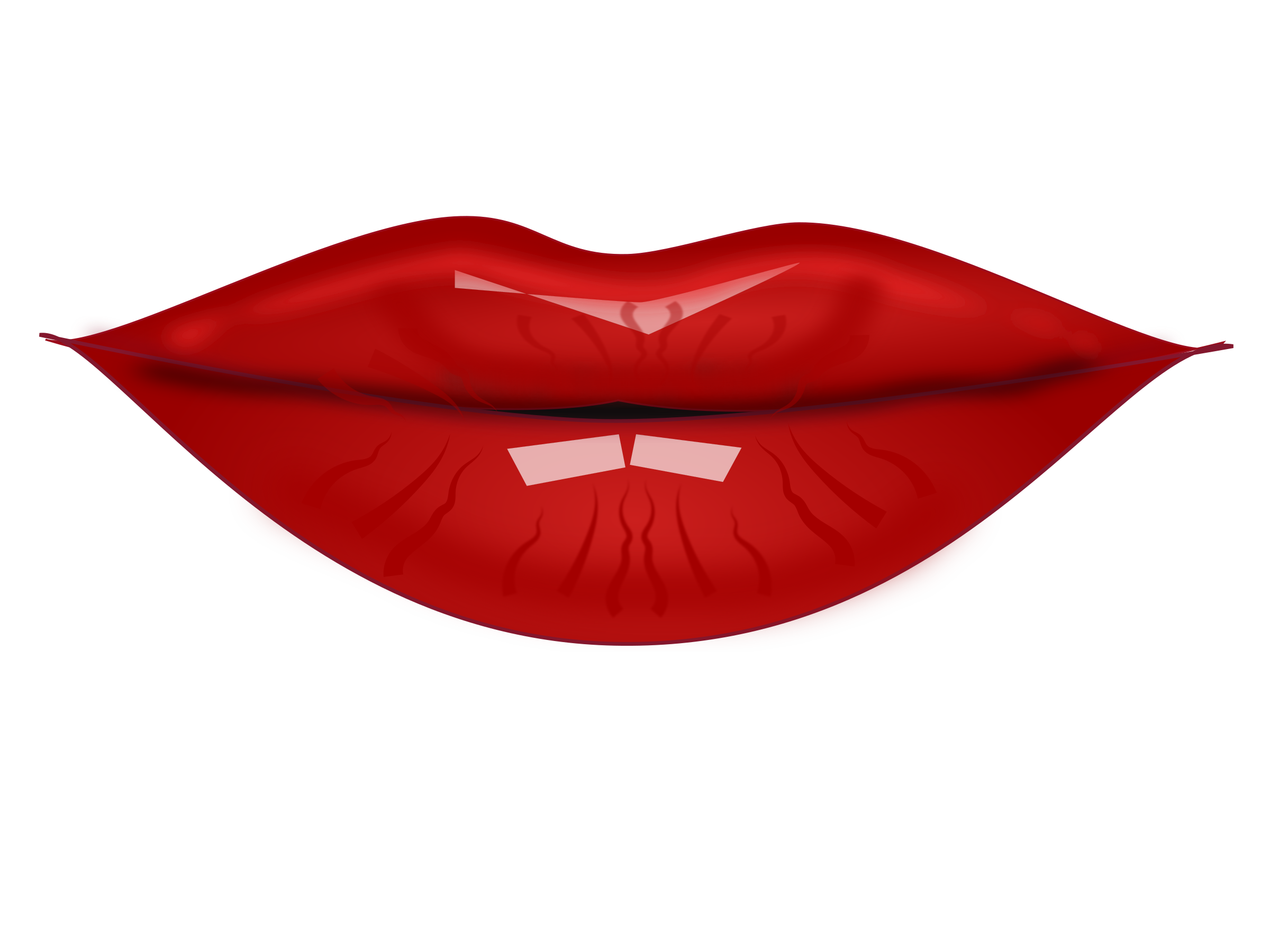 Clipart Lips By Netalloy-Clipart lips by netalloy-1