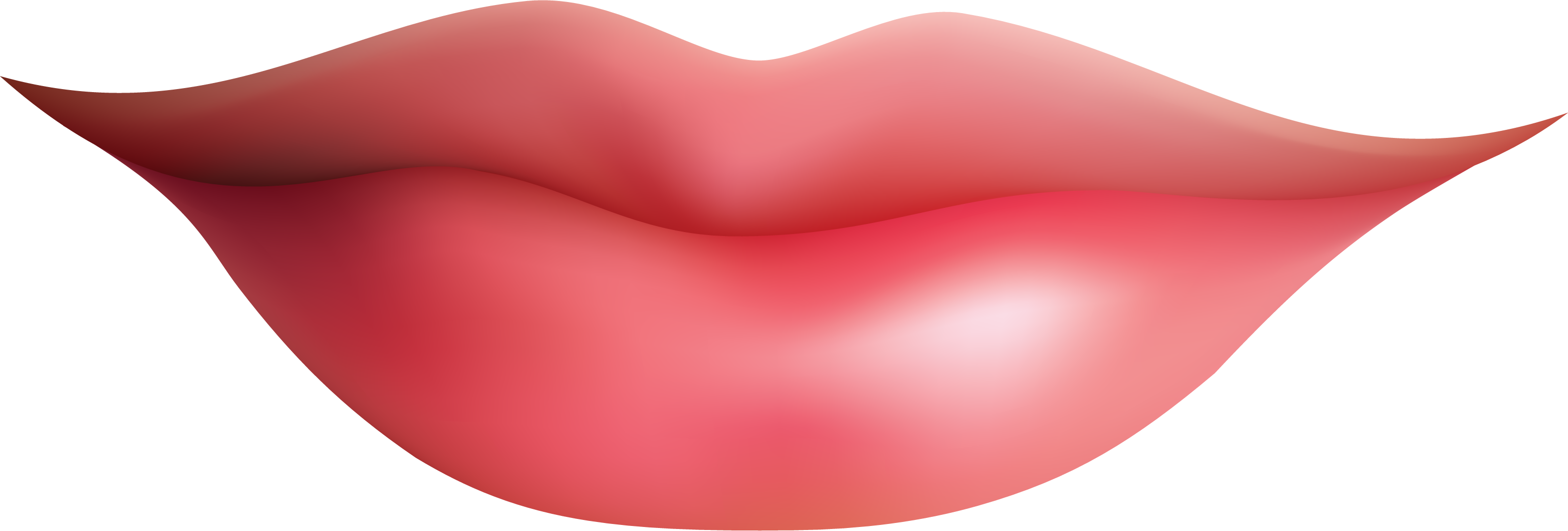 Clipart lips clipart image 9