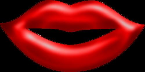 ... Clipart Lips - clipartall ...