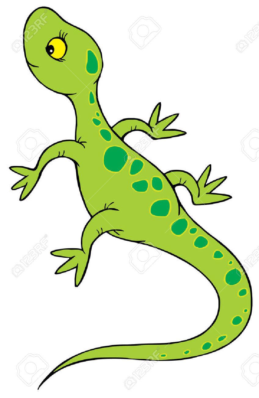 clipart lizard-clipart lizard-14
