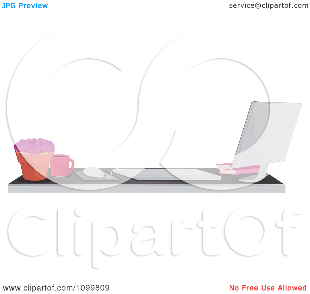 Clipart Mac Desktop Computer .