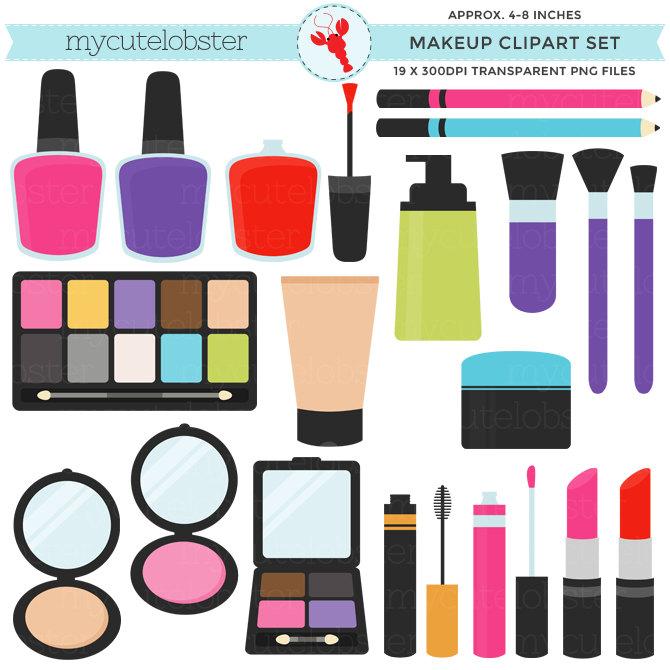Clipart Makeup-clipart makeup-2