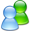 ... Clipart - mensageiro; icones_02485.png; Msn ...