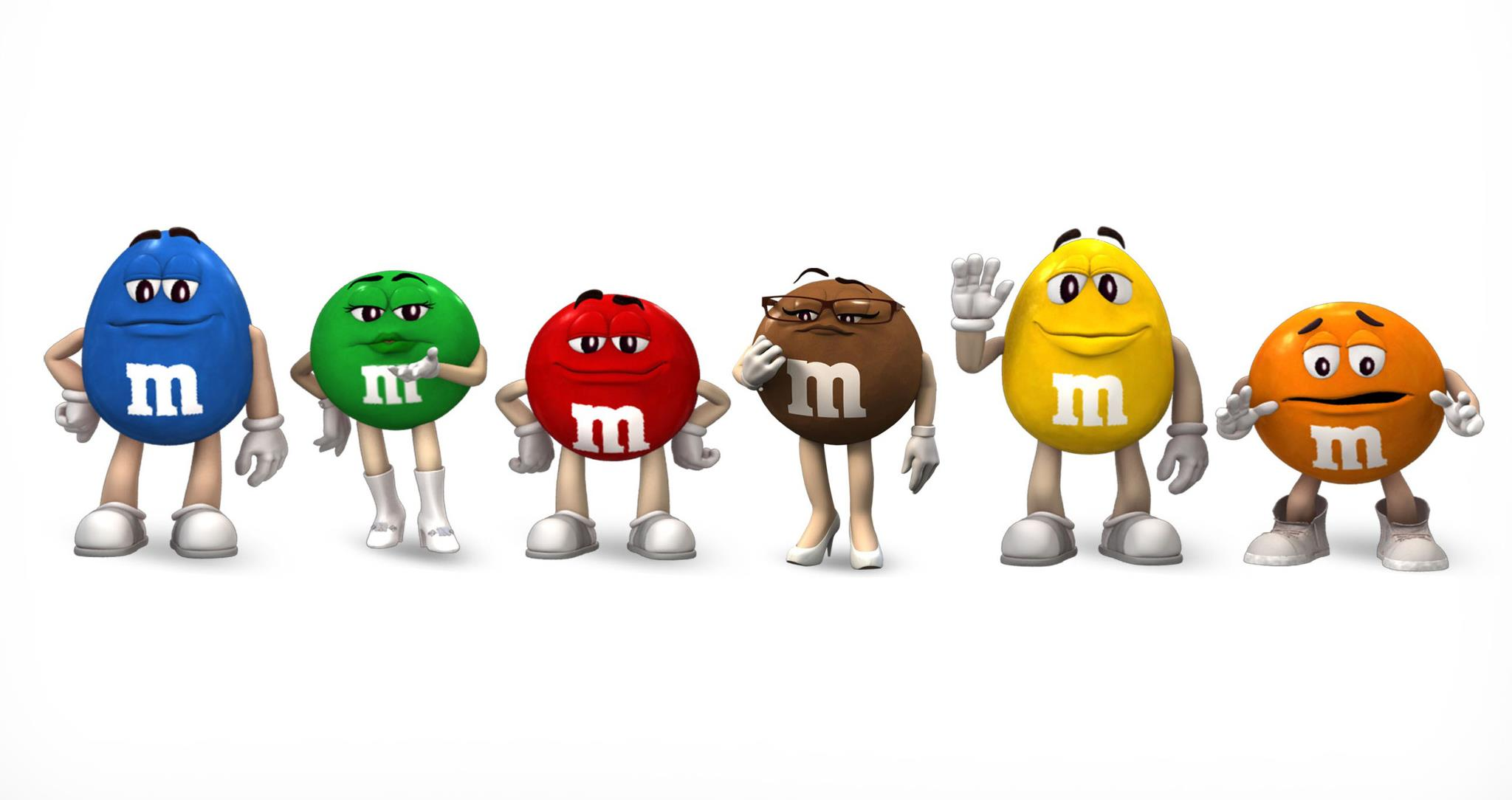 ... clipart misc m m characters the whole gang characters ...