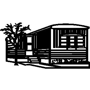 Clipart Mobile Home. Architecture ,clipa-Clipart Mobile Home. Architecture ,clipart,lineart .-2