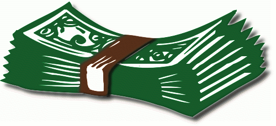 Clipart Money Bills-Clipart Money Bills-15