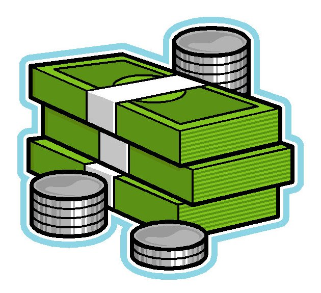 clipart money