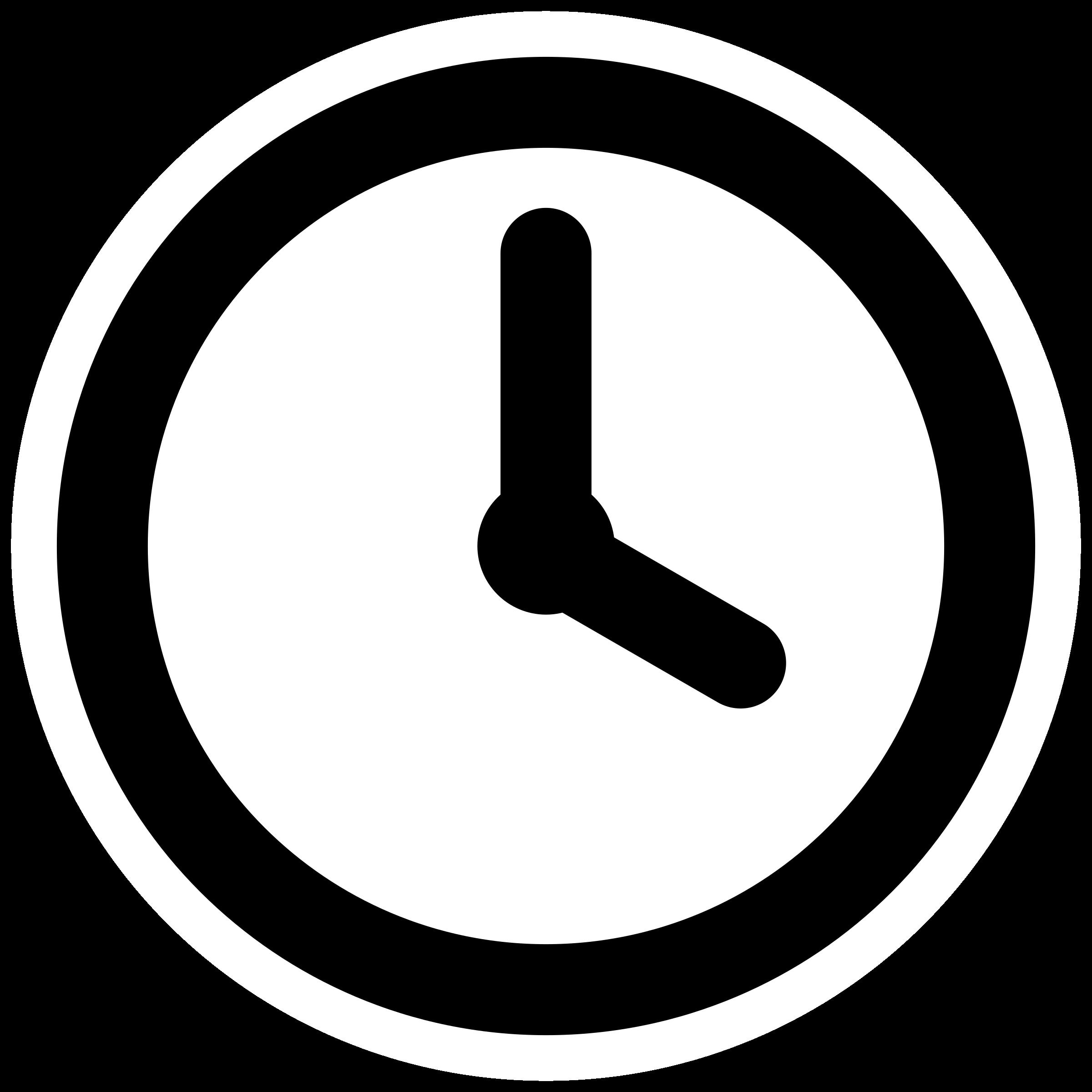 Clipart Mono Tool Timer-Clipart mono tool timer-3