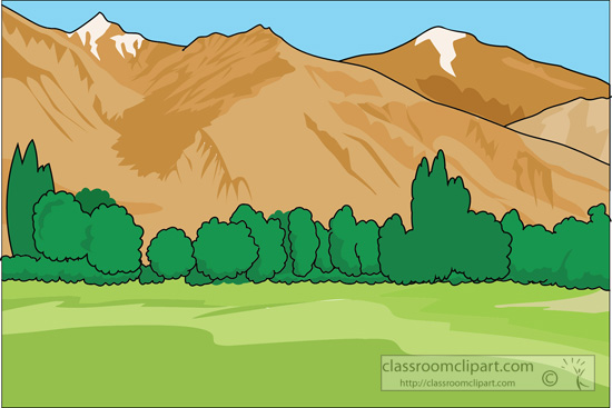 clipart mountains-clipart mountains-7