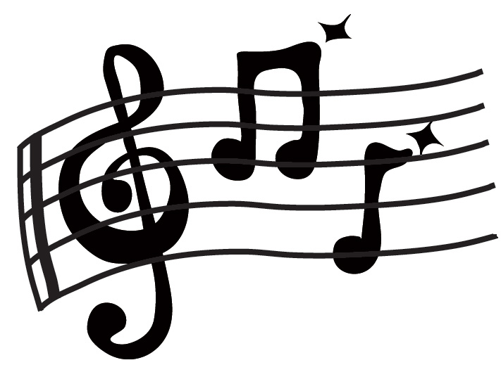 Clipart Music Notes-clipart music notes-6