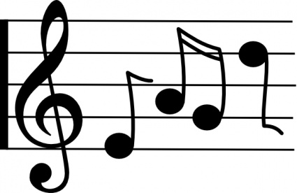 Clipart Music Notes-clipart music notes-11
