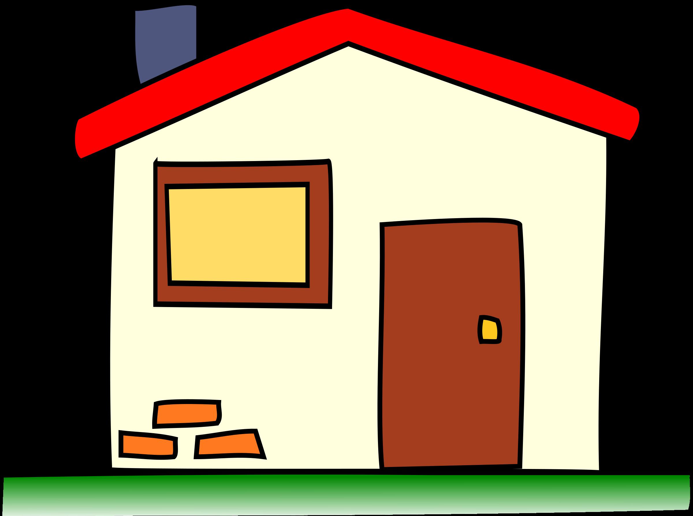 Clipart - my house-Clipart - my house-15